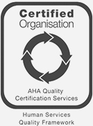 Certified Organisation - AHA Quality Certification Services